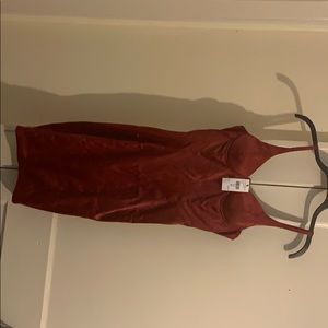 Alecia Satin Dress